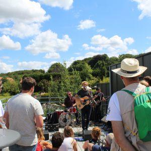 Dranouter Festival 2017 - Lee Anderson